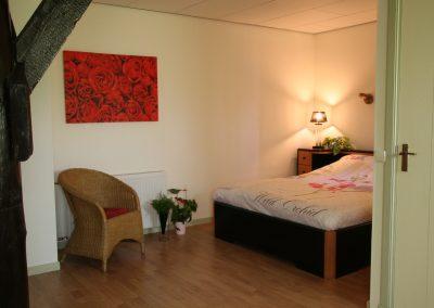 vakantieappartement drenthe slaapkamer 1 andewieke